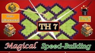 getlinkyoutube.com-Village Hdv7 Rush !!! #4 ( speed building )