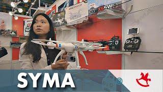 getlinkyoutube.com-Syma quads launched 2015