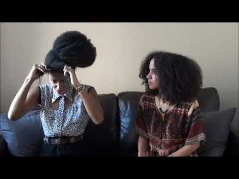 Part 1: How to Grow Long Natural Hair; Sealings Ends Tutorial