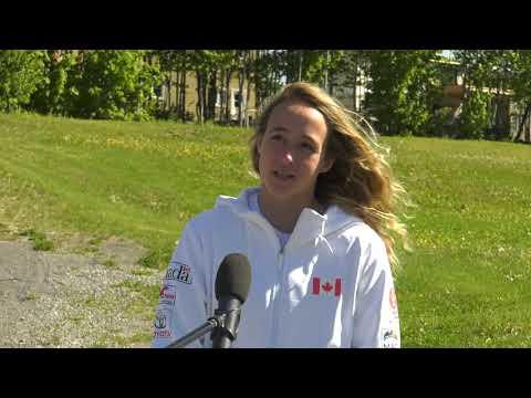 Naomy Boudreau-Guertin rejoint l'élite canadienne