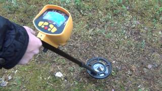 getlinkyoutube.com-Тест металлоискателя MD-3010II