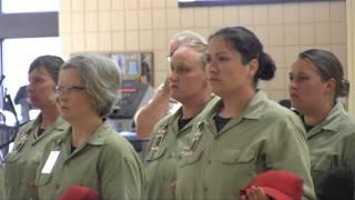 "getlinkyoutube.com-Minnesota's Prison ""Boot Camp"" for Women Moves to Shakopee"