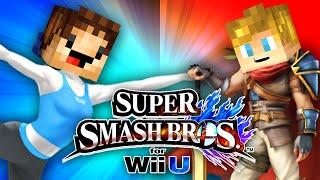 """getlinkyoutube.com-Super Smash Bros Wii U 1v1 Series Round Two """"Item Round!"""" (Smash Bros 4 Wii U / 3DS HD)"""