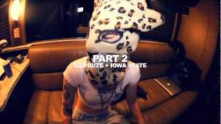 Kreayshawn - College Tour (Part 2)