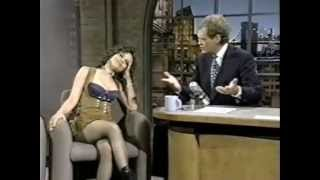 getlinkyoutube.com-Rosie Perez on The Late Show (1993)