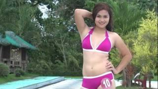 getlinkyoutube.com-Jero Arcillo Miss Palayan City Candidates
