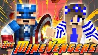 getlinkyoutube.com-Minecraft Adventure - LITTLE CARLY & CAP EXPLODE!!!