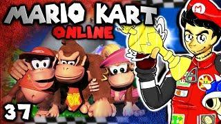 getlinkyoutube.com-Monkeys Have Sex...EVOLUTION! (Mario Kart 8 Online: The Derp Crew - Part 37)
