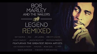 Making Of... Bob Marley - Legend: Remixed
