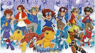 getlinkyoutube.com-数码宝贝纪念版[数码宝贝1~6包括tri](纪念主题曲歌手和田光司)燃向MAD デジタルモンスター  記念エディション Digimon Commemorative video