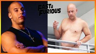 Fast and Furious 8 les Acteurs Célèbres Avant et Après! (Fate of Furious before and after) width=