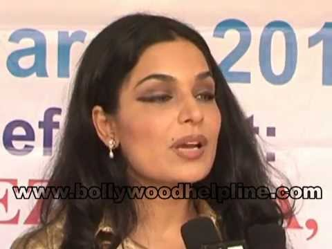 Pakistani Actress Meera At Women`s Day Program By Sakhi Foundation