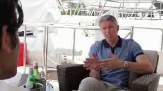 Doug Ray, global president, Carat