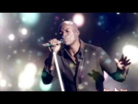 Seal - Its A Mans Mans Mans World (X-Factor 26-01-09)