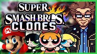 getlinkyoutube.com-Super Smash Bros Clones - Eruption