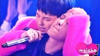 "getlinkyoutube.com-G-DRAGON CRYING DURING HOT HUG WITH SEUNGRI IN ""SOBER"""
