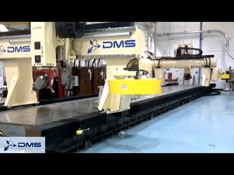 Heavy Duty 5 Axis Overhead Gantry CNC Machine Center for Aerospace CNC Machining