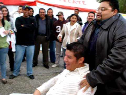 Baile Cachondo Original Banda El Limon con LA MEJOR FM 97.7