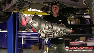 Hot Rod Garage Ep. 21 feat. Gearstar 4L80E
