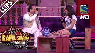 getlinkyoutube.com-Sugandha Mishra's Duet with Rahat Fateh Ali Khan - The Kapil Sharma Show -Episode 18 -19th June 2016