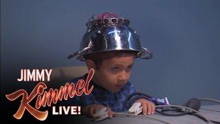 Jimmy Kimmel Lie Detective #2 width=