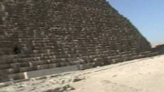 Inside Egyptian Pyramid