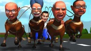 getlinkyoutube.com-So Sorry  - Aaj Tak - So Sorry: Enjoy the first ever chariot race for 2014 Lok Sabha polls