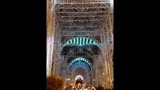 Festa della Bruna 2016 - Accensione delle luminarie in piazza Vittorio Veneto - WikiMatera.it