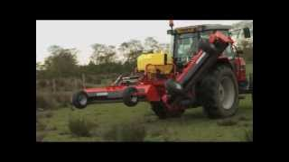 Blaney Agri Tractor Weed Wiper
