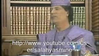 getlinkyoutube.com-معمر القذافي ــ بعيدا عن السياسة