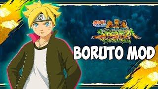 getlinkyoutube.com-Boruto Mod | Naruto Shippuden Ultimate Ninja Storm Revolution Mods