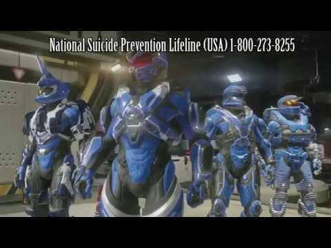 Suicide Prevention - Remembering a Friend and Playing Halo