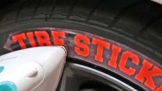 getlinkyoutube.com-How To Install Tire Stickers - (Iron On Version - Heat Applied)