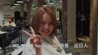 getlinkyoutube.com-【MINX】ロングからボブにばさっりカット!外国人風ボブのBefore&After