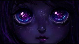 getlinkyoutube.com-Galaxy eyes (Original) [TRADITIONAL + DIGITAL DRAWING]