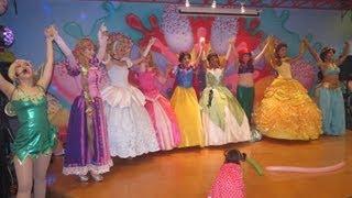 Princesas de PrincesShow ( Show infantil de Princesas en Monterrey)