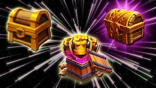getlinkyoutube.com-FAIDA + LAVA + CRISIS | Pack Opening #20 - Castle Clash ITA
