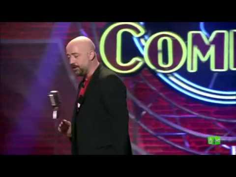 El Club de la comedia - Goyo Jiménez: 'Aún nos queda mucho que aprender de América'