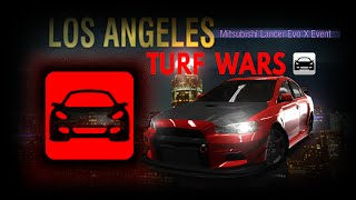 getlinkyoutube.com-Racing Rivals Evo X Battle for LOS ANGELES TURF WARS