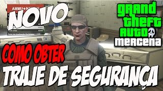 getlinkyoutube.com-NOVO GLITCH - GTA V COMO OBTER O TRAJE DE SEGURANÇA - DLC 1.31