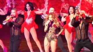 Let's Get Loud LIVE Jennifer Lopez 1-23-16 AXIS Planet Hollywood, Las Vegas