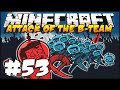 Minecraft - Attack of The B-Team - Ep.53 : iFail.dot.com
