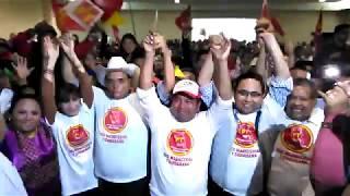 El PT manda mensaje Morena y PES, en el distrito somos la primera fuerza TELE