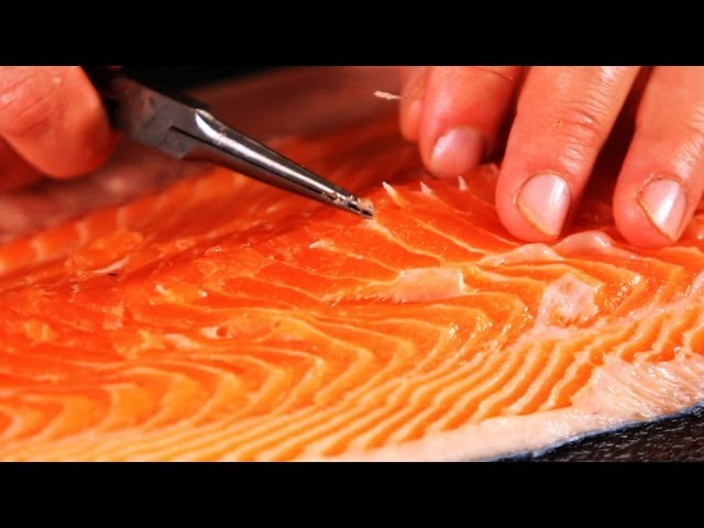 How to Clean & Fabricate Fish | Fish Filleting