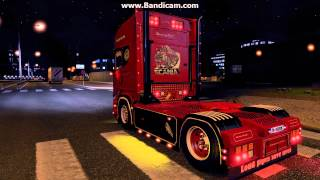 getlinkyoutube.com-[ETS2]  Scania R730 V8 dutch