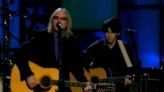getlinkyoutube.com-George Harrison-Rock&Roll Hall Of Fame induction - Handle With Care