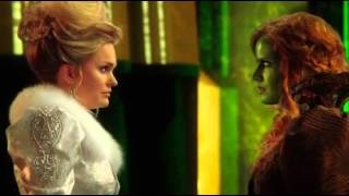 "getlinkyoutube.com-Once Upon A Time 3x20 ""Kansas"" Zelena lets go of her envy and is not green anymore"