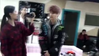 Mark Tuan and Sunmi Moments Compilation