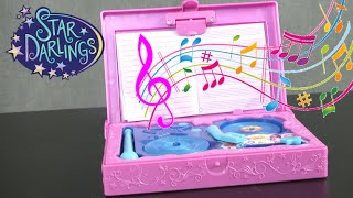getlinkyoutube.com-Disney Star Darlings Star Wishes Musical Journal from Jakks Pacific