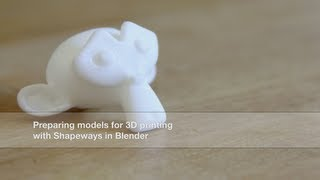 getlinkyoutube.com-Modeling for 3D Printing with Shapeways